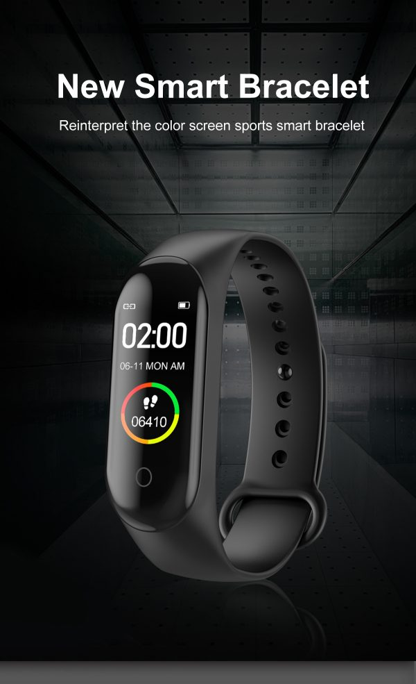 hit smart bracelet m4 m5 new in 2020 price sales