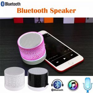 LED Bluetooth bežični mini zvučnik